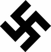 swastika_bw